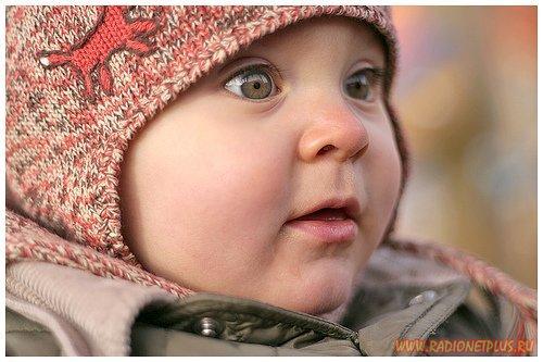 Милые фотографии детей