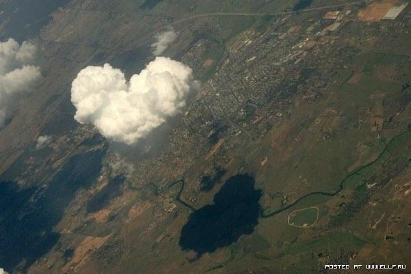 Красивые фото о любви на природе