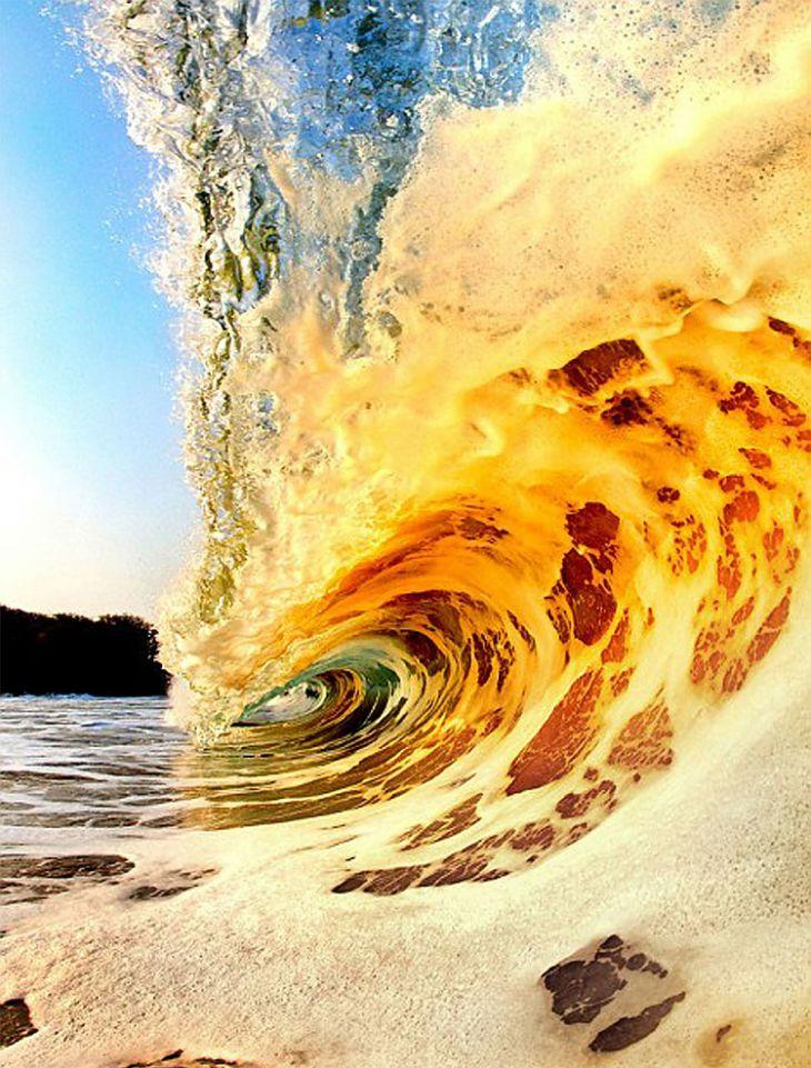 Волны от Nick Selway и CJ Kale