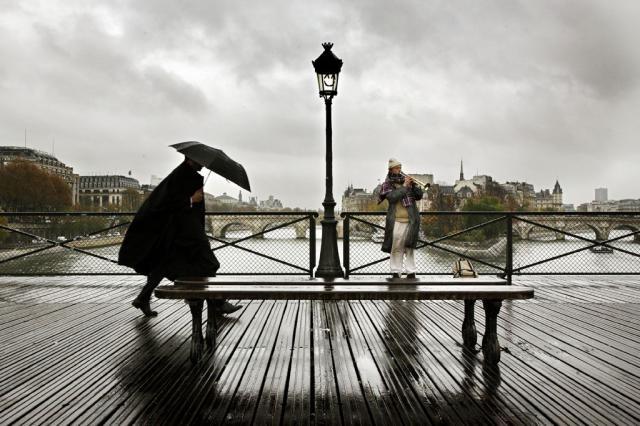 Поэзия дождя на фотографиях