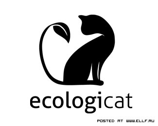 Логотипы с кошками