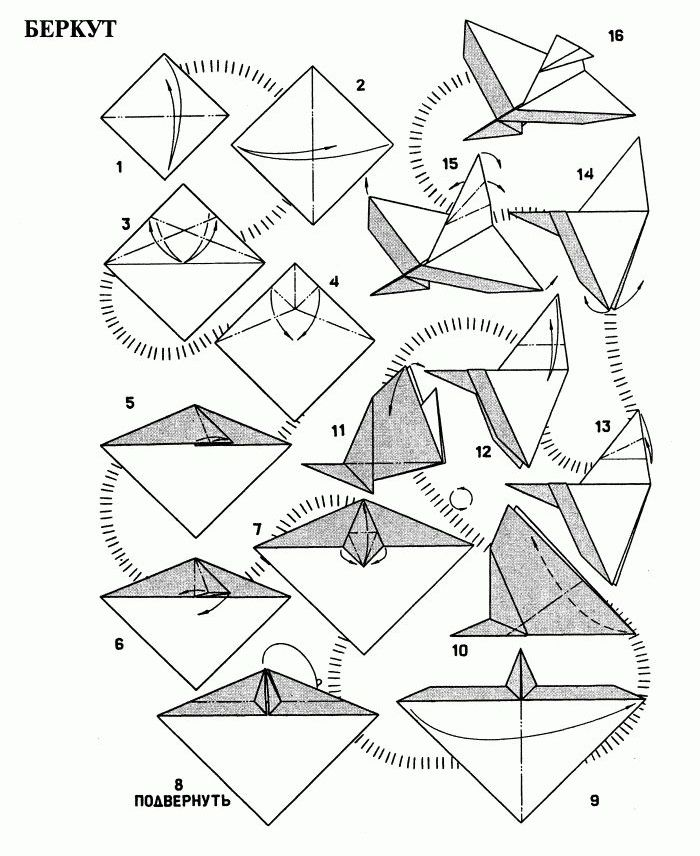 Как сделать разные самолетики из бумаги