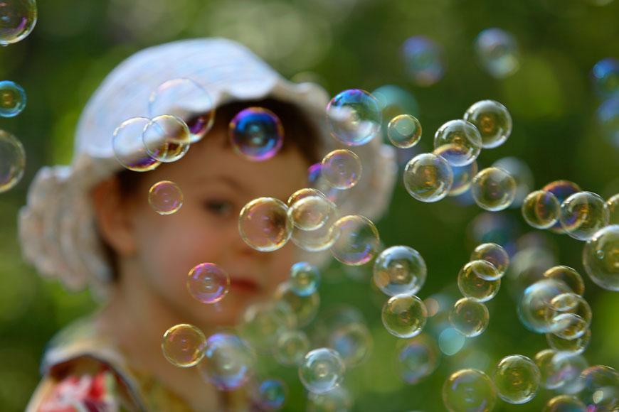Пузыри и секси