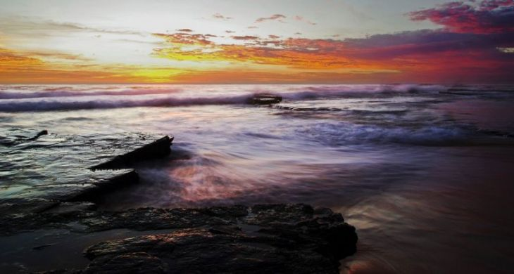 Пляж Туриметта