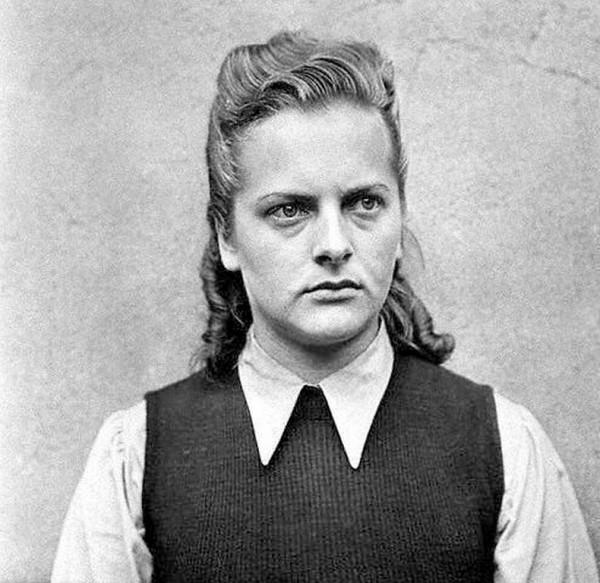 Самые жестокие женщины. Ирма Грезе