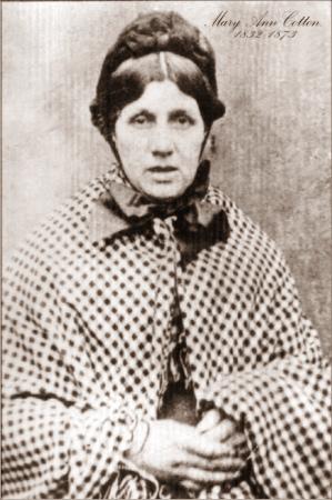 Самые жестокие женщины. Мэри Коттон