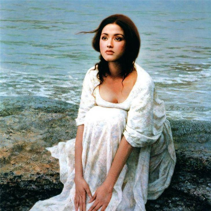 Женщины: красота и изящная нежность