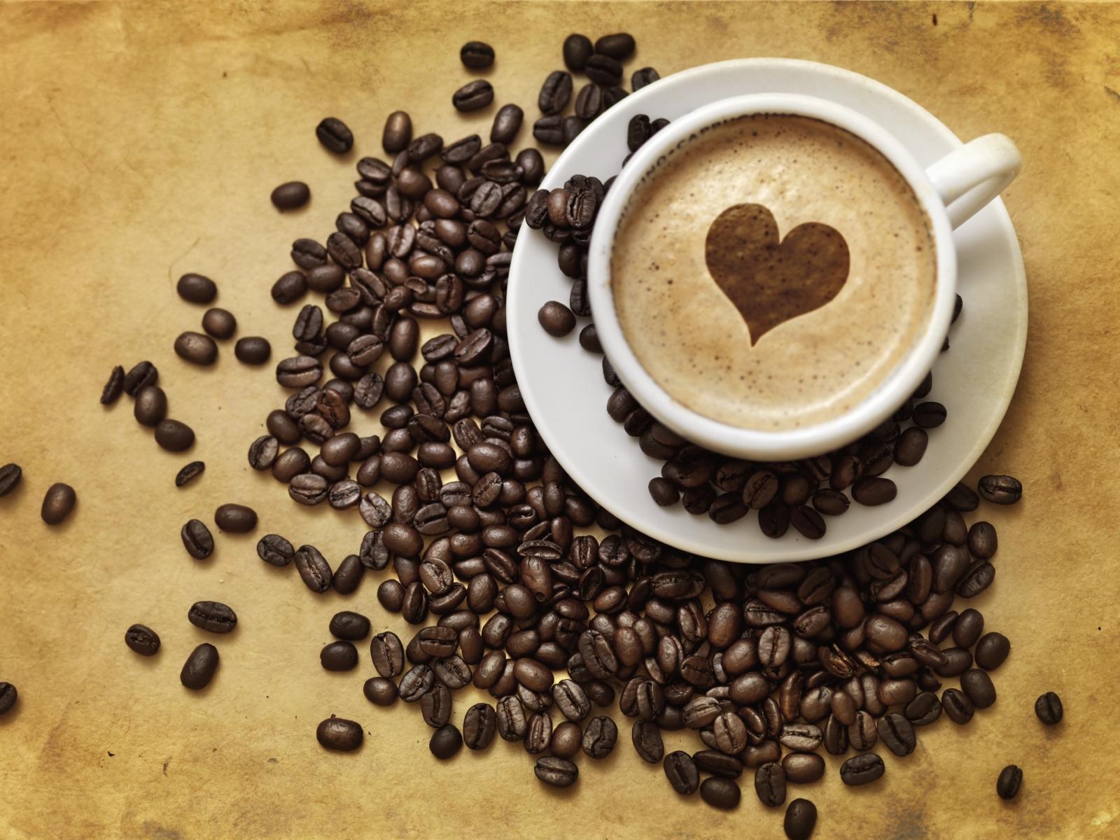 кофе на рабочий стол красивые