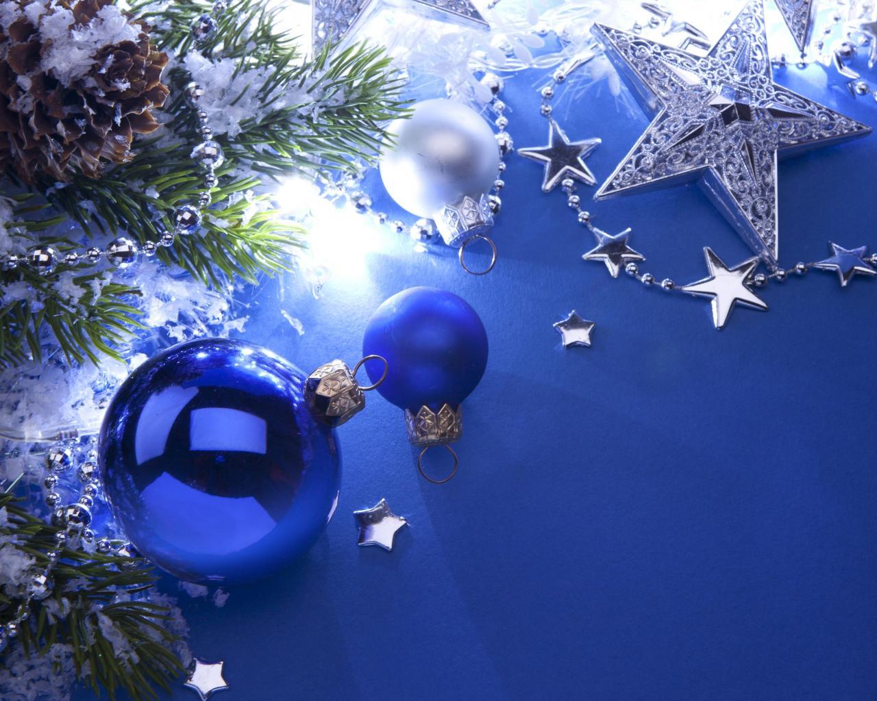 Заставка для новогоднего поздравления