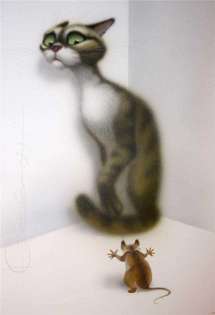 Кошки от Стахеева Владимира