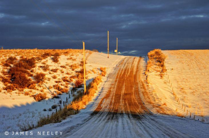 Пейзажи James Neeley