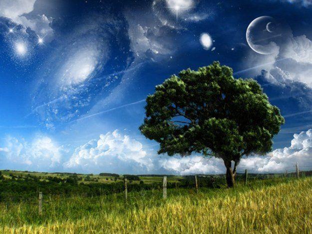 пейзажи фото природы