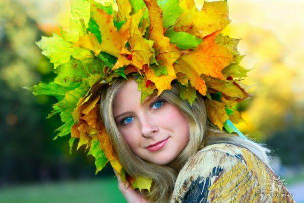 Мнение...  Красота славянских женщин.  О ней слагали легенды и предания, а злые языки...