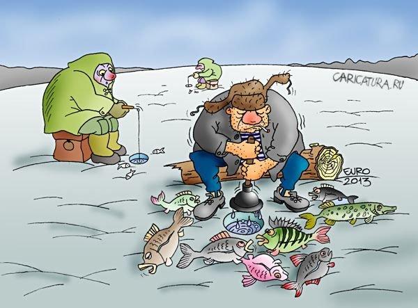 рыбак юморист