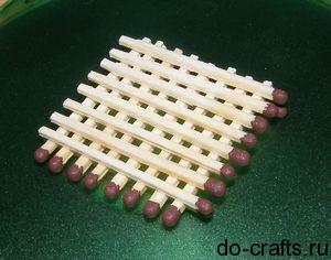 Как сделать домик из бумажных трубочек своими руками - 4671