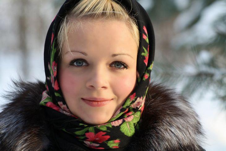 три ствола в самый раз для настоящей русской женщины