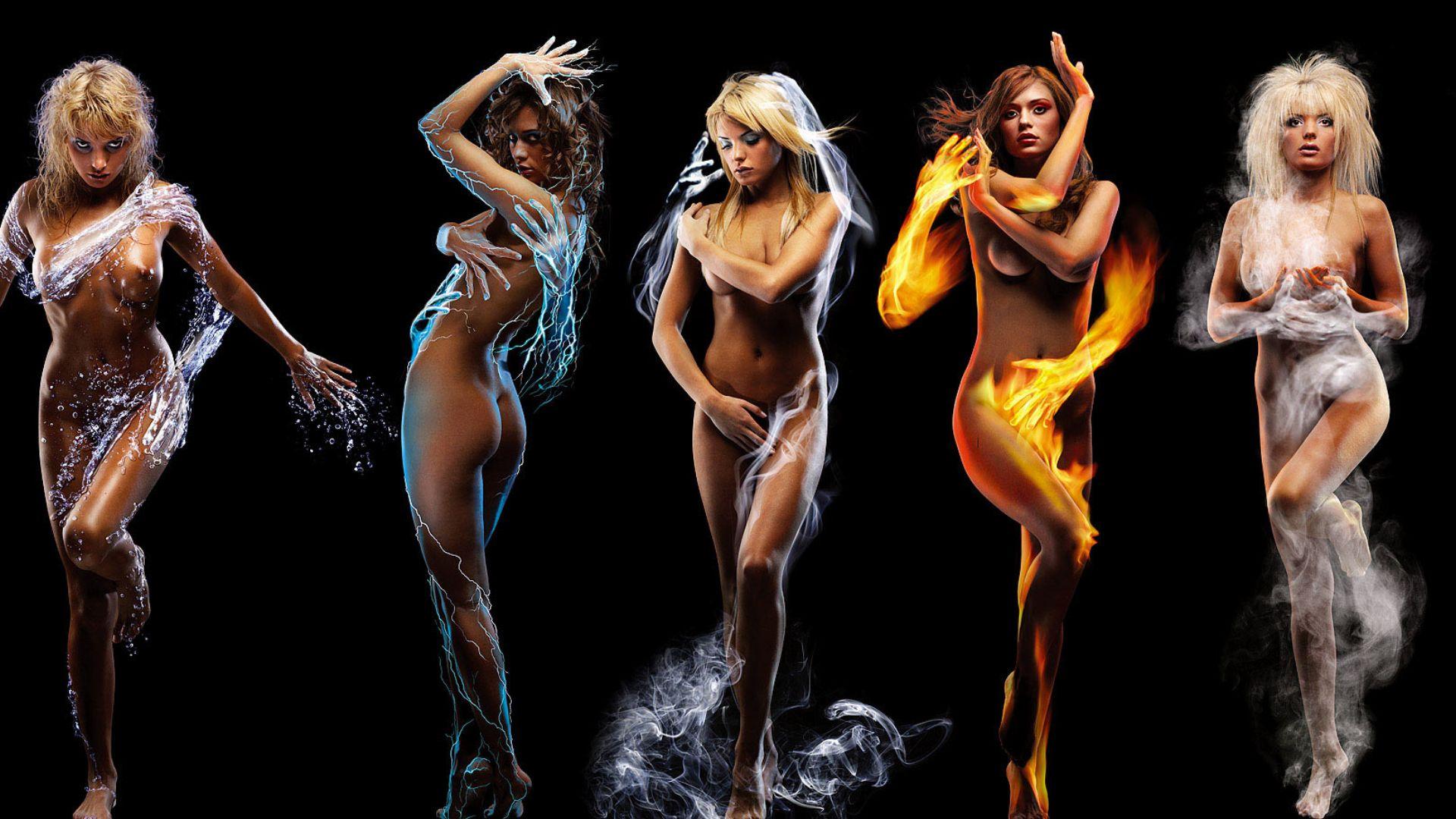 Телочки в огне 13 фотография