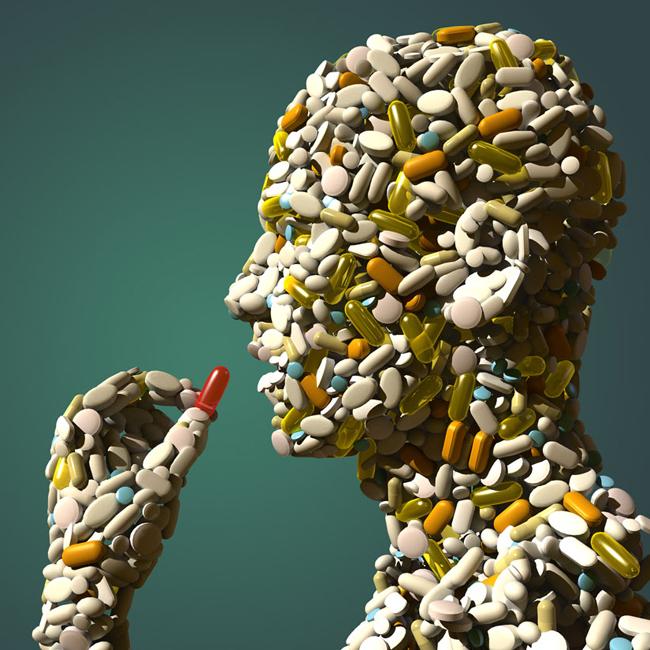 Самые странные побочные эффекты лекарств