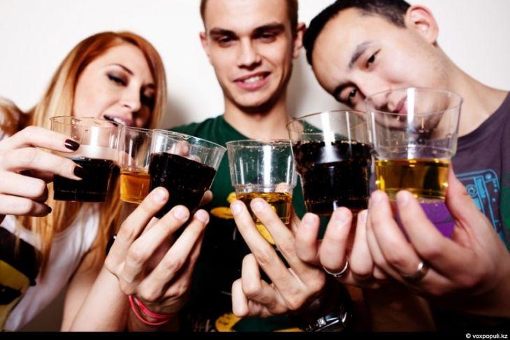 Почему разные виды алкоголя оказывают разный опьяняющий эффект