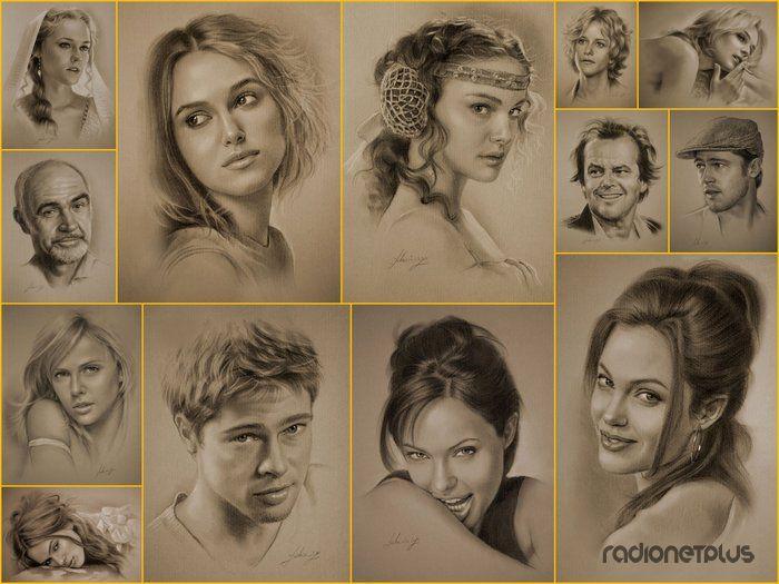 классные картинки нарисованные карандашом: