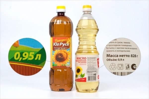 """""""Обман зрения"""" или как нас """"обвешивают"""" производители продуктов"""