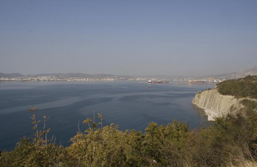 1982 год в цемесской бухте черное море