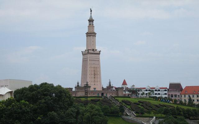 Чудеса Древнего мира. Александрийский маяк