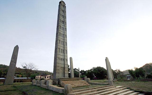 Чудеса Древнего мира. Аксумский обелиск