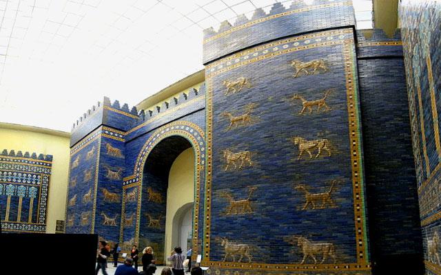 Чудеса Древнего Мира. Ворота Иштар