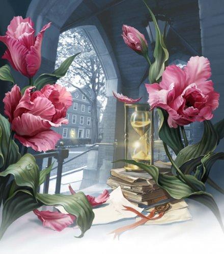 красивые цветы картинки рисунки