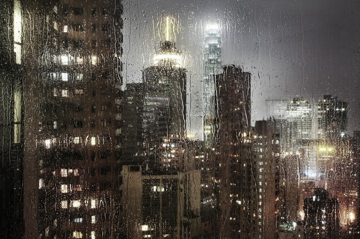 Симфония летнего дождя