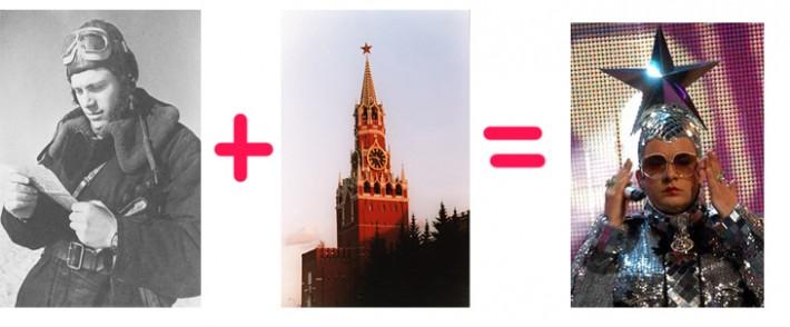 Кто будет, если скрестить... :) (8скрещиваний)
