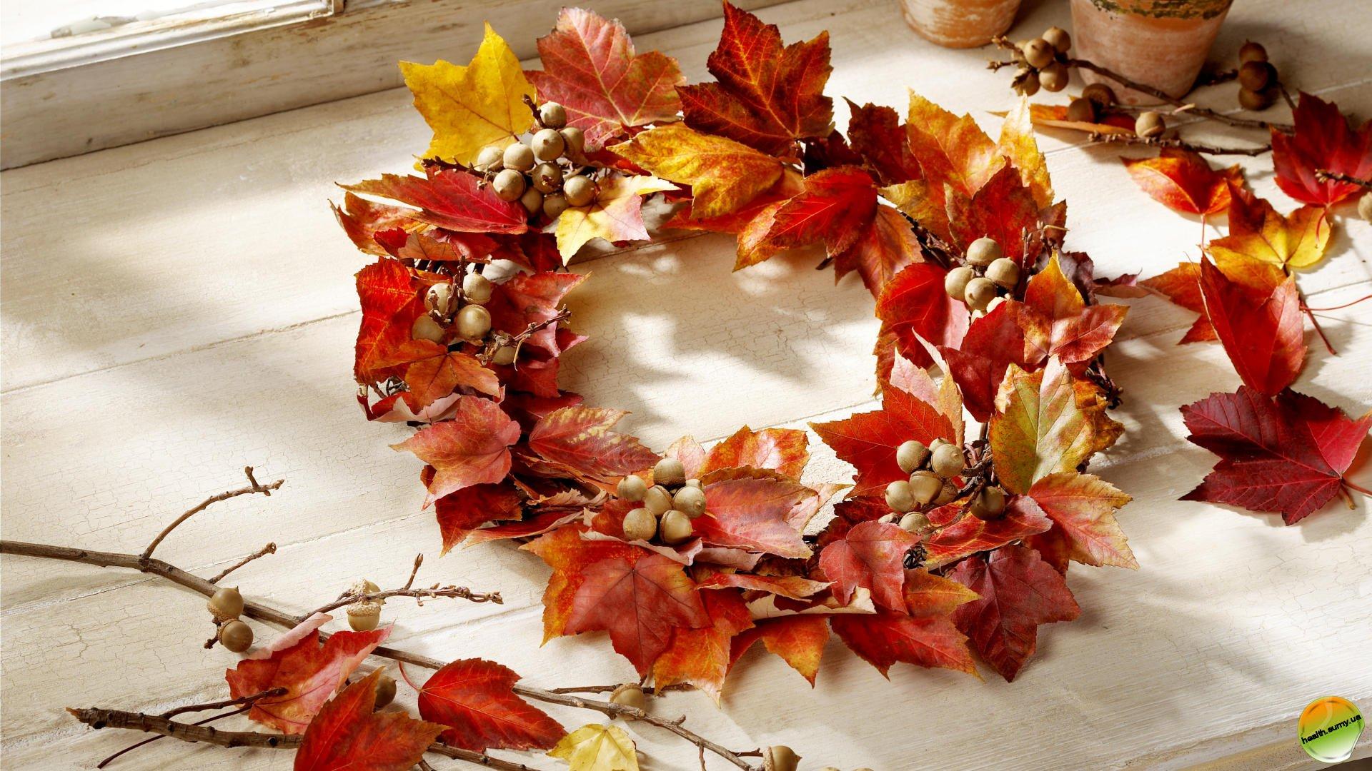 Осень подборка картинок