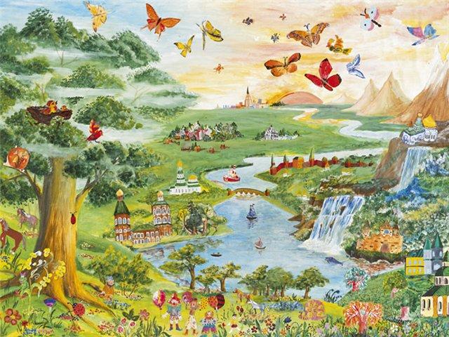детские игры для знакомства с лесом лес