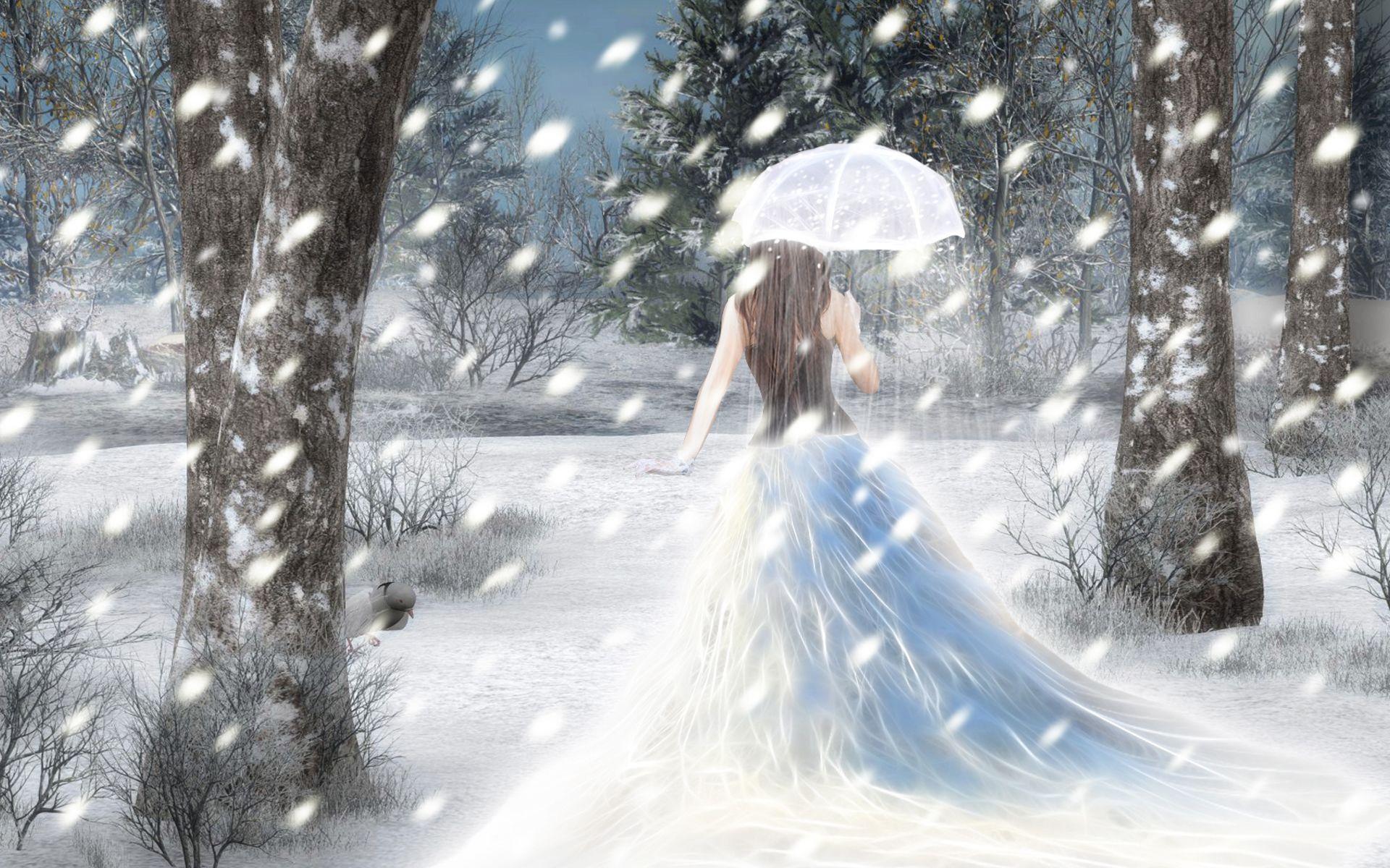 Пытка холодом и снегом 15 фотография