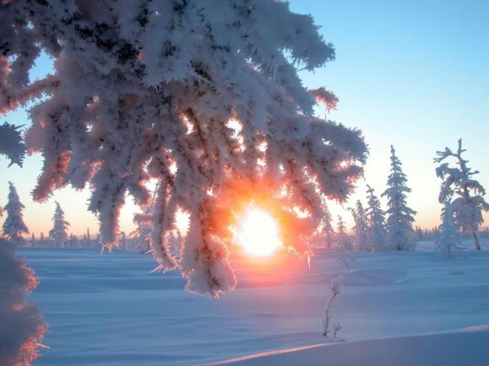 День зимнего солнцестояния - древний славянский праздник