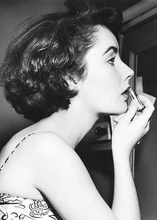 Элизабет Тейлор.