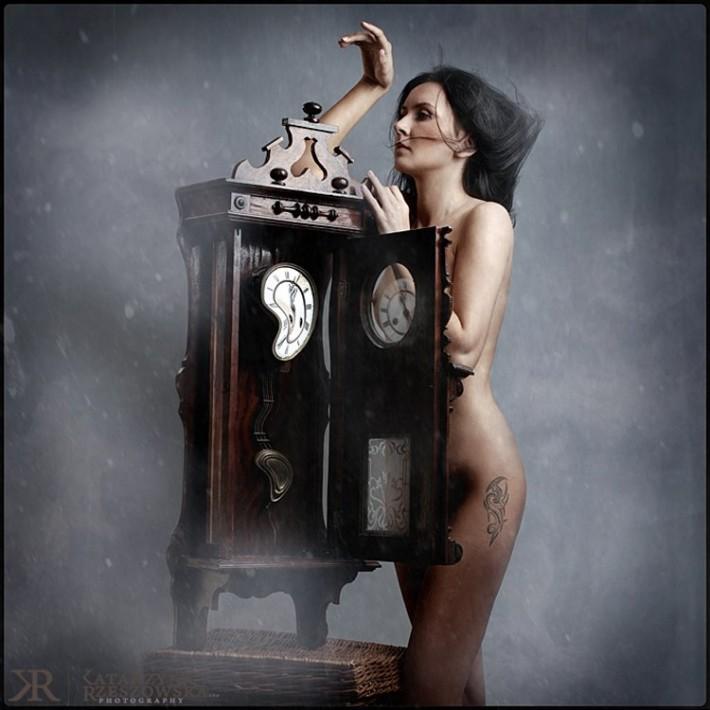 Фотоработы Katarzyna Rzeszowska: Фантастическая сексуальность (25 фото)