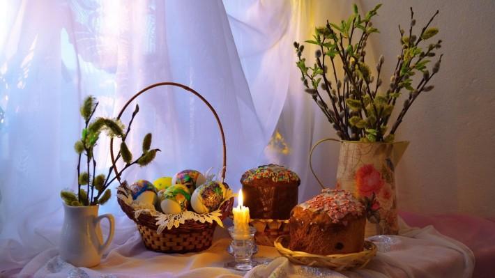 Красивые картинки на рабочий стол 1920х1080: Вербное Воскресенье и Пасха (20 фотографий)