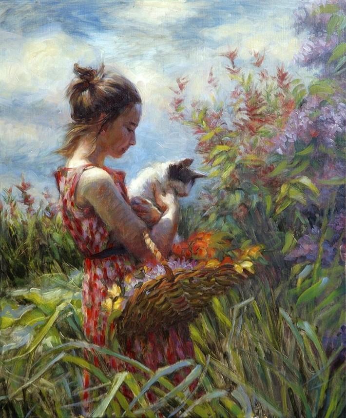 Воздушная живопись Steve Henderson (33 картины)