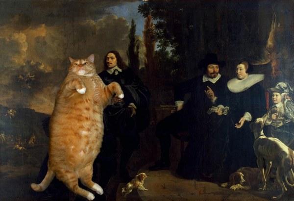 Три кота музыкальный конкурс - 357b