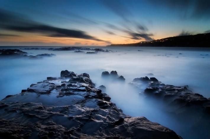 Пейзажи в фотографиях Джошуа Криппса