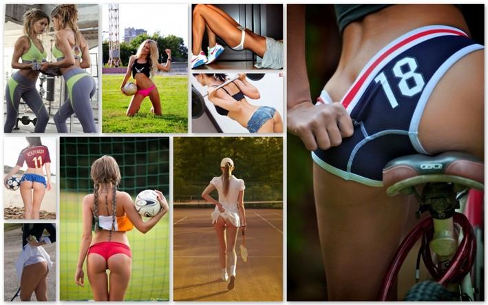 Секси спорта