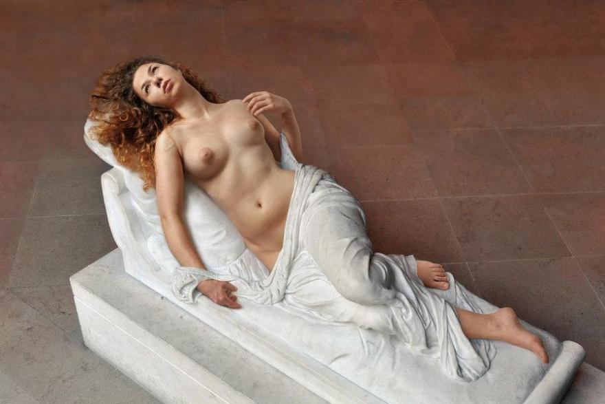 Красота Обнаженного Женского Тела