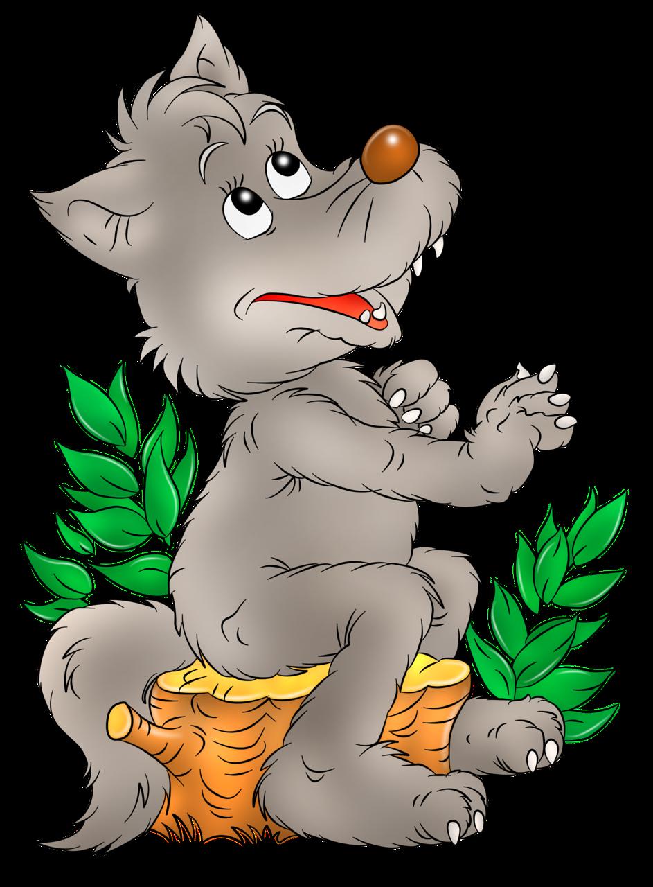 Картинки по запросу сказочный волк рисунок