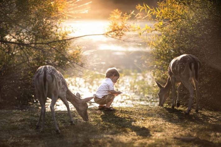 Фотографии детей Адриана Мюррея (11 фото)