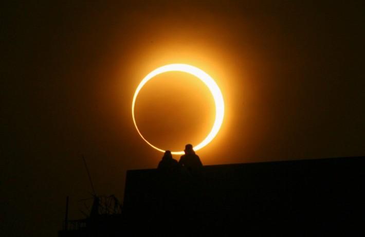 Самые крутые солнечные явления