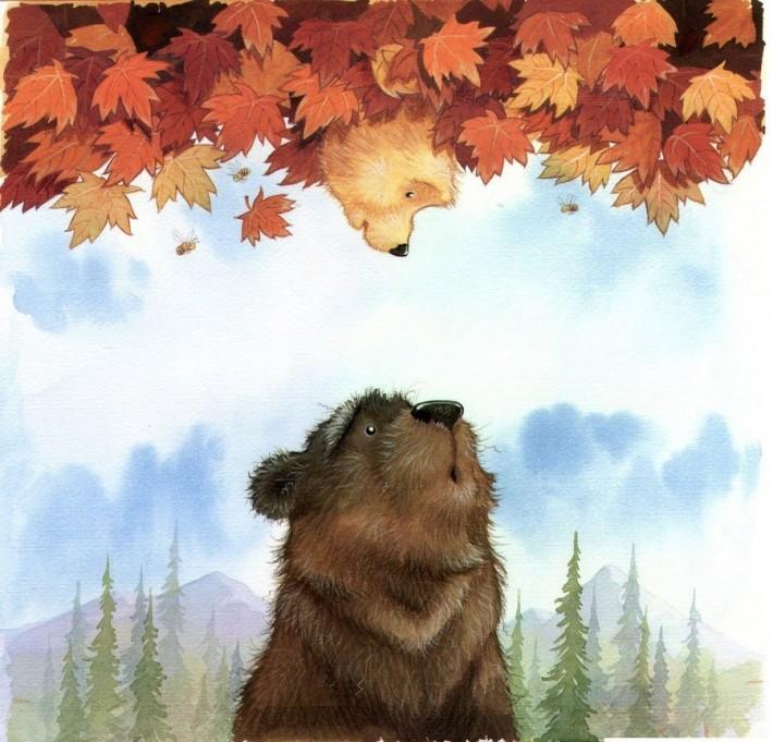 Добрые и позитивные иллюстрации (25 рисунков)