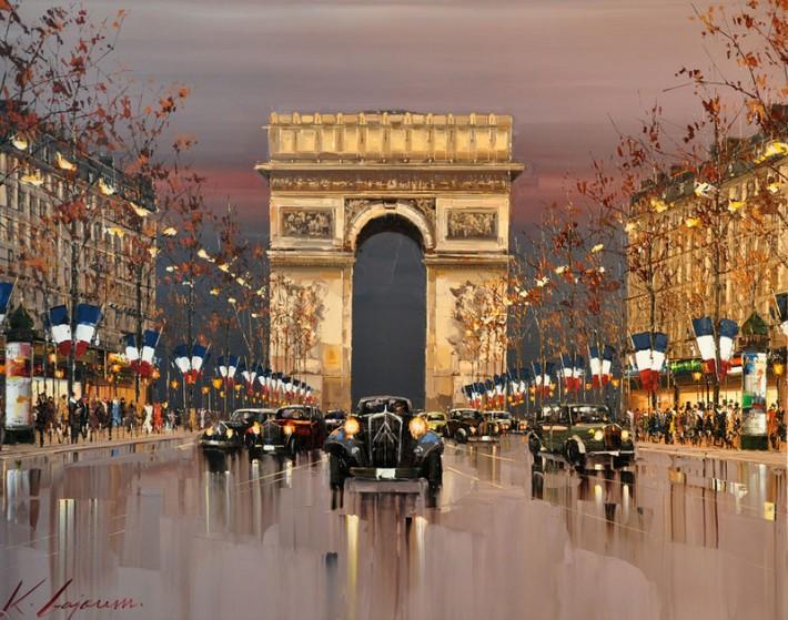 Ах, Париж...
