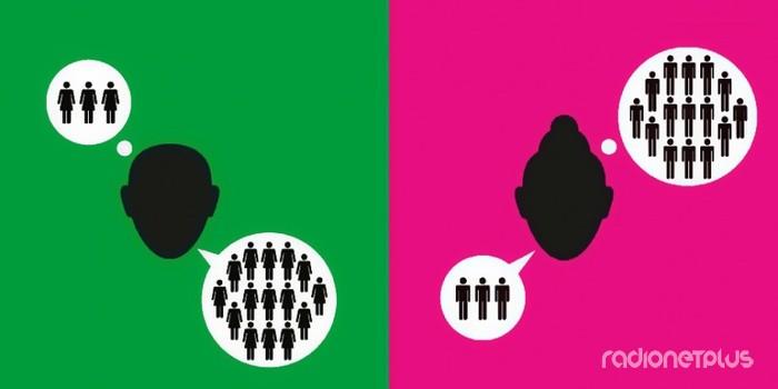 Мужчина и женщина. Отличия. Сексуальный опыт